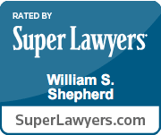 Super Lawyers - William S. Shepherd